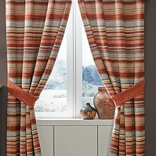 <strong>Croscill Home Fashions</strong> Flagstaff Drape Panel (Set of 2)