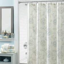 Melody Polyester Shower Curtain