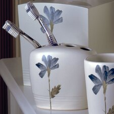 <strong>Croscill Home Fashions</strong> Spa Leaf Toothbrush Holder