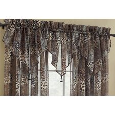 "Animal Attraction 40"" Curtain Valance"