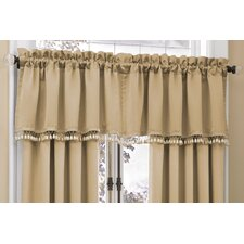 <strong>Croscill Home Fashions</strong> Pebble Polyester Curtain Valance