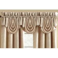 <strong>Croscill Home Fashions</strong> Exeter Lined Polyester Curtain Valance
