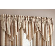 "Formal Chenile 40"" Curtain Valance"