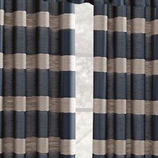 <strong>Croscill Home Fashions</strong> Grand Concourse Polyester Grommet Sheer Drape Panel
