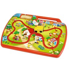 Learn N Go Town Educational Toy