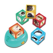 <strong>Kidz Delight</strong> Smithsonian Kids Animal Cubes