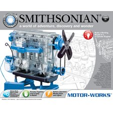 Smithsonian Motor - Works