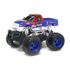 Scale Radio Control Vehicle Big Foot Classic Monster Truck