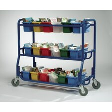 Library on Wheels Cart