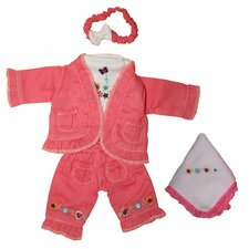 <strong>Molly P. Originals</strong> Molly P. Apparel Becky Doll Ensemble