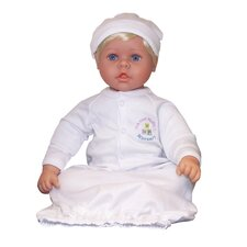 "20"" Nursery Collection Baby Doll Light Blonde / Blue Eyes"