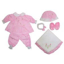 <strong>Molly P. Originals</strong> Gabriella Doll Ensemble