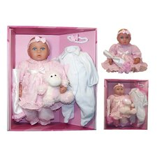 <strong>Molly P. Originals</strong> Baby Camille Doll Set and Accessories