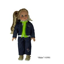 "<strong>Molly P. Originals</strong> 18"" Blaire Doll"