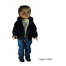 "<strong>Molly P. Originals</strong> 18"" Dylan Doll"