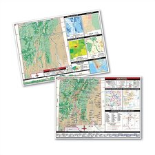 Thematic Deskpad Map - New Mexico