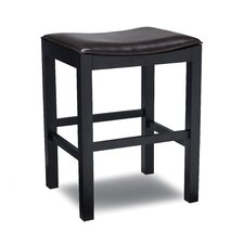 "Reno 24"" Bar Stool with Cushion"