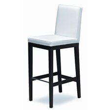 "Georgia 30"" Bar Stool with Cushion"