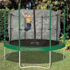 <strong>Pure Fun</strong> 14' Trampoline with Enclosure