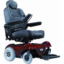 Rumba S Rear Wheel Drive Power Chair with Captain Seat