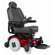 Allure Mid Wheel Drive Heavy Duty Power Chair with Captain Seat
