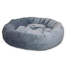<strong>Luca For Dogs</strong> Nest Easy-Wash Cover Donut Dog Bed