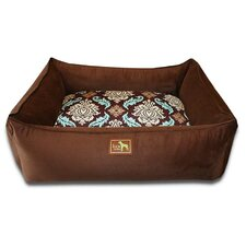 Windsor Easy-Wash Cover Lounge Donut Dog Bed