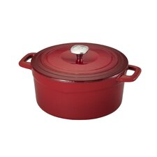 5.5-qt. Cast Iron Round Dutch Oven