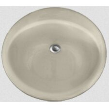 Advantage Series Anderson Self Rimming Round Bathroom Sink