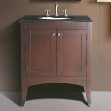 "<strong>Stufurhome</strong> Lynette 30"" Bathroom Vanity Set"