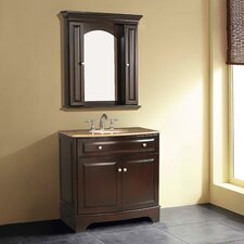 "Amanda 36"" Bathroom Vanity Set"