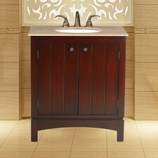 "<strong>Stufurhome</strong> Charleston 32"" Bathroom Vanity Set"