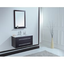 "35"" Gordon Single Sink Vanity Set"