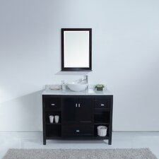 "48"" Sienna Single Sink Vanity Set"