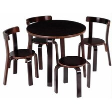 <strong>Svan</strong> Play with Me Kids' 5 Piece Table and Chair Set