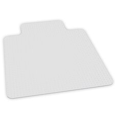 Natural Origins Carpet Straight Edge Chair Mat
