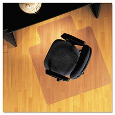 <strong>ES Robbins Corporation</strong> Lip Chair Mat, Economy Series for Hard Floors