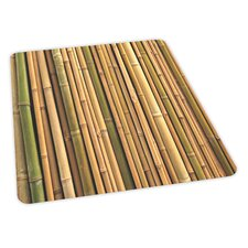 Bamboo Design Chair Mat