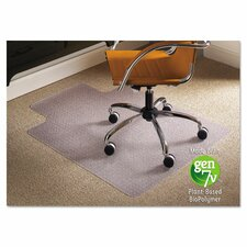 <strong>ES Robbins Corporation</strong> Natural Origins Carpet Chair Mat