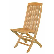 <strong>Jewels of Java</strong> Fan Folding Dining Chair