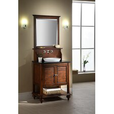 "<strong>Xylem</strong> Islander 30"" Bathroom Vanity Set"