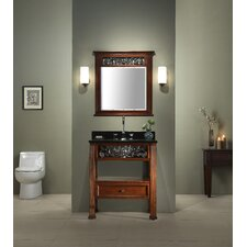 "<strong>Xylem</strong> Iris 30"" Bathroom Vanity Set"