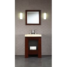 "<strong>Xylem</strong> Essence 24"" Bathroom Vanity Set"