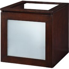 "Blox 20"" Vanity with Drawer Vanity Base"