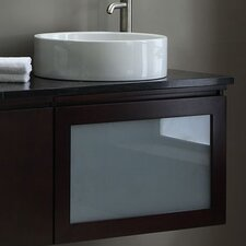 """Blox 24"""" Bathroom Vanity Cabinet with Drawer Vanity Set"""