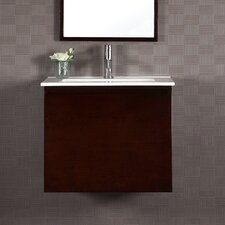 "<strong>Xylem</strong> Blox 24"" Bathroom Vanity Set"