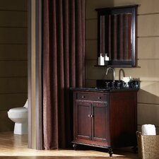 "<strong>Xylem</strong> Glenayre 36"" Bathroom Vanity Cabinet Set"