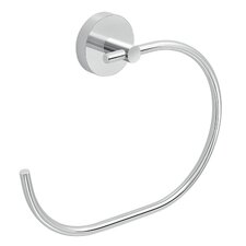 Eros Wall Mounted Towel Ring