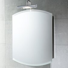 "<strong>Gedy by Nameeks</strong> Kora 20.1"" x 25.4"" Surface Mounted Medicine Cabinet"
