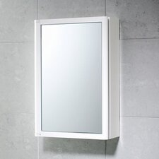 "<strong>Gedy by Nameeks</strong> Lilliput 11.8"" x 17.7"" Surface Mounted Medicine Cabinet"